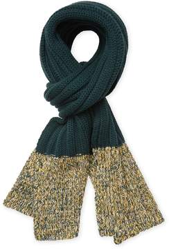 Missoni Men's Wool Ribbed Scarf, 70.5 x 13.5
