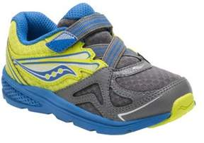 Saucony Infant Boys' Baby Ride 9 Hook And Loop Sneaker.