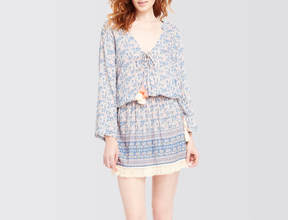 Cool Change Lotus Flower Chloe Tunic