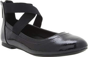 Nina Alicea Ankle Strap Flat (Girls')