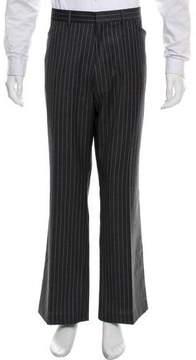 MICHAEL Michael Kors Striped Wool Pants