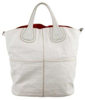 Givenchy Embossed Nightingale Shopper Bag