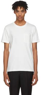 Nudie Jeans Off-White Kurt Worker T-Shirt