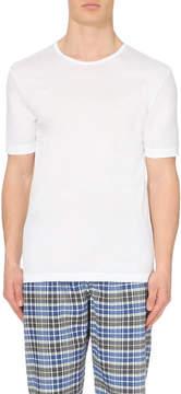 Zimmerli Crew-neck cotton t-shirt