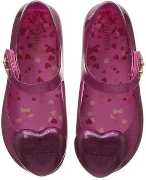 Mini Melissa Mini Ultragirl Heart Girl's Shoes