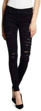 Black Orchid Jude Mid Rise Super Skinny Jeans