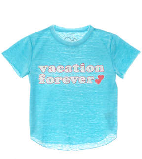 Chaser Girls' Vacation Forever Tee