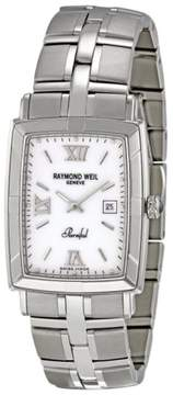 Raymond Weil 9341-ST-00307 Parsifal White Dial Mens Watch