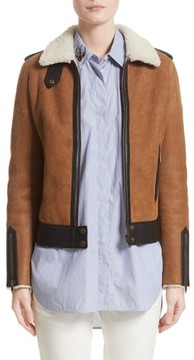 Belstaff Women's Danford Genuine Shearling Jacket