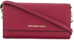 MICHAEL Michael Kors wallet on a chain