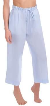 Commando Cotton Voile Crop Pajama Pants