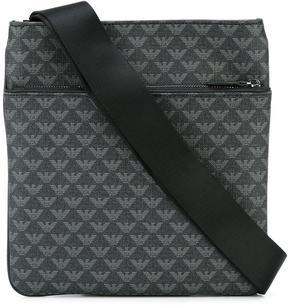 Emporio Armani flat shoulder bag