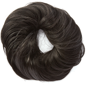 Hairdo. by Jessica Simpson & Ken Paves Ebony Hair Wrap