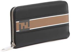 Fendi Calf Leather Wallet