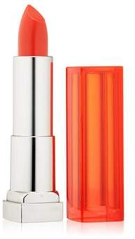 Maybelline Colorsensational Lip Color Lipstick, 885, Vibrant Mandarin.