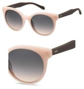 Fossil 2055/S Sunglasses 035J 51 Pink (FF gray