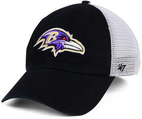 '47 Baltimore Ravens Deep Ball Mesh Closer Cap