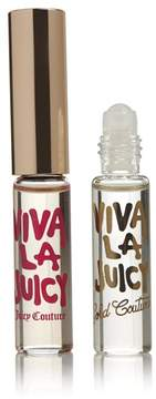 Juicy Couture Viva La Juicy/Viva Gold Eau de Parfum Duo Rollerball