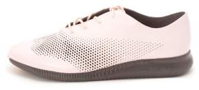 Cole Haan Womens Kellysam Low Top Lace Up Fashion Perforated