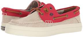 Sperry Crest Resort Canvas Two-Tone Women's Lace up casual Shoes