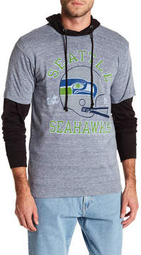 Junk Food Clothing Seahawks Graphic Tee