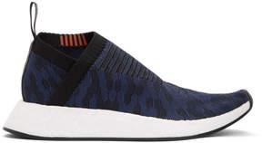adidas Black and Indigo NMD-CS2 PK Sneakers