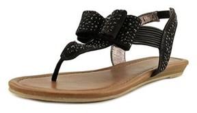 Material Girl Shayleen Open-toe Synthetic Slingback Sandal.