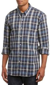 J.Mclaughlin West End Woven Shirt.