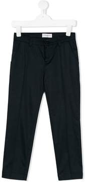 Paolo Pecora Kids tailored fitted trousers