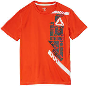 Reebok Boys' Hard Work T-Shirt