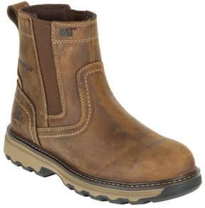 Caterpillar Men's Pelton Steel Toe Chelsea Boot