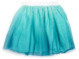 Hannah Banana Little Girl's Ombre Tulle Skirt