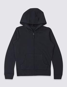 Marks and Spencer Hooded Sweatshirt (2-16 Years)