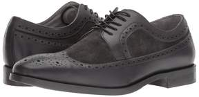 Kenneth Cole New York Ticket Oxford Men's Lace Up Wing Tip Shoes