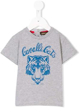 Roberto Cavalli printed tiger T-shirt