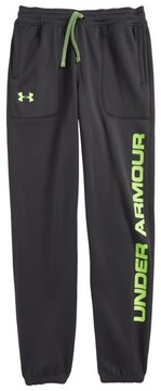 Under Armour Boy's Storm Coldgear Jogger Pants