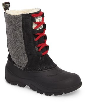 Woolrich Women's Fully Wooly Tundracat Waterproof Insulated Winter Boot