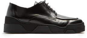 Givenchy Tyson raised-sole leather derby shoes