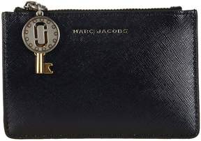 Marc Jacobs Key Detail Card Holder - NAVY - STYLE