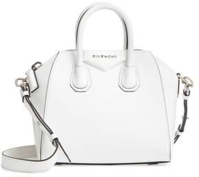 Givenchy Mini Antigona Patent Leather Satchel
