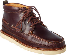 Sperry Men's Gold Moc Leather Chukka