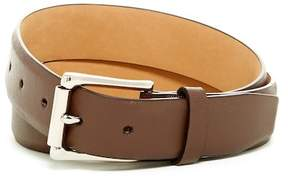 Cole Haan Split Leather Strap Roller Belt