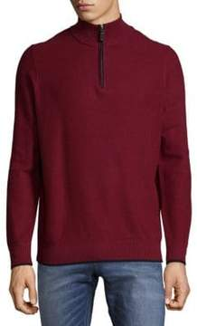 Tailorbyrd Half-Zip Sweater