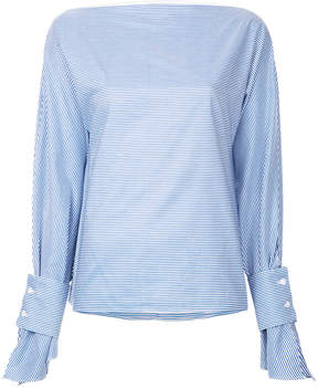 CHRISTOPHER ESBER Ilona striped blouse