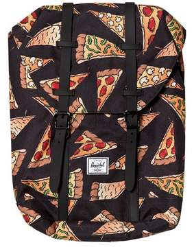 Herschel Retreat Youth Black Pizza