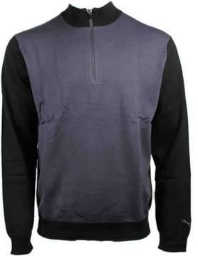 Puma Tailored Zip Block Sweater