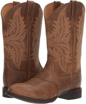 Ariat Heritage Hackamore Cowboy Boots