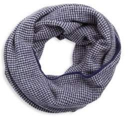 Saks Fifth Avenue COLLECTION Seed Stitch Wool& Cashmere Snood
