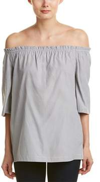 ECI Beige By Off-the-shoulder.