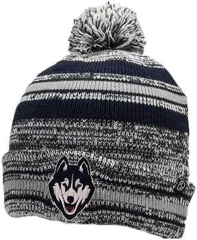 Zephyr Adult UConn Huskies Titanium Knit Beanie